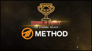 Method guild wins world first position in world of warcraft patch 8.2 2019